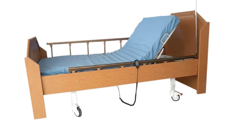 Hasta Yatağı ile Evde Hasta Bakımı Kolaylaştı